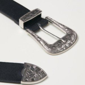 Divided - Faux leather Belt